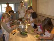 Kindergeburtstag im Bauernhof-Museum Wolfegg