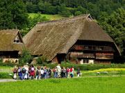 Aktionen im Schwarzwälder Freilichtmuseum Vogtsbauernhof