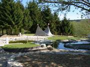 Abenteuer-Golf im Seepark Linzgau