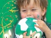 Kindergeburtstag bei Werder Bremen