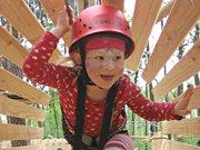 Kindergeburtstag im Kletterwald Arbora