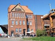 Hafenmuseum in Hamburg