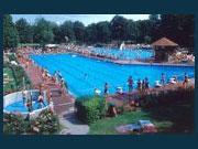Waldschwimmbad in Breisach