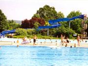 Freibad in Teningen