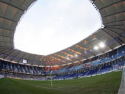 Stadion in Hamburg