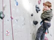 Kletterausrüstung Jena : Rocks kletterzentrum jena familienkultour