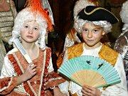 Kindergeburtstag im Schloss Wolfenbüttel