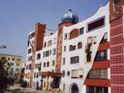 Hundertwasserschule in Wittenberg