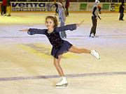 Kindergeburtstag in der Eishalle in Ravensburg