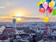 Kindergeburtstag in Leipzig