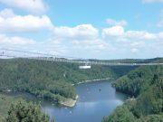 Seilhängebrücke im Harz