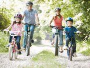 Wie lernen Kinder Fahrrad fahren