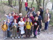 Kindergeburtstag im Kletterwald Kassel