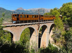 Fahrt nach Soller von Palma