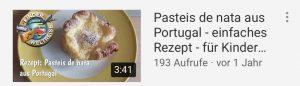 Rezept aus Portugal