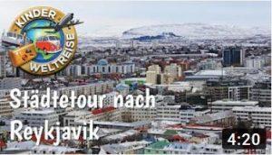 Reykjavik mit Kindern