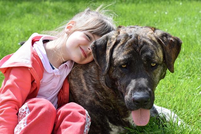 Hund und Kind: Welche positive Wirkung hat ein Hund als ...