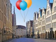 Kindergeburtstag in Münster