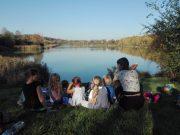 Kindergeburtstag bei der Wildnisschule Aeracura