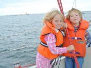 Bootsurlaub mit der Familie in Deutschland