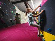 Kindergeburtstag in der Einstein Boulderhalle Duisburg
