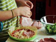 Pizzateig Kindergeburtstag